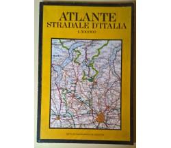Atlante stradale d'Italia 1:500.000 -  De Agostini, 1989 - L