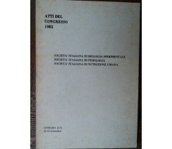 Atti del Congresso 1982 - AA.VV. - LITHORAPID,1982 - R