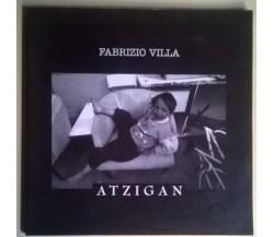 Atzigan - Fabrizio Villa - Arti Grafiche Le Ciminiere, 1998 - L