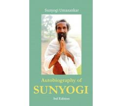 Autobiography of Sunyogi. Color edition-Sunyogi Umasankar,  2020,  Youcanprint