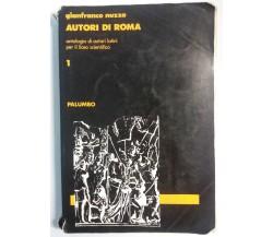 Autori di Roma 1 - Gianfranco Nuzzo - Palumbo - 1985 - G