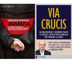 Avarizia - Via Crucis; Emiliano Fittipaldi - Gianluigi Nuzzi
