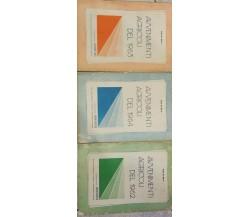 Avvenimenti agricoli del 1962-1963-1964 - De Marzi - 1962 - Agricoltura - lo