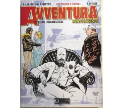 Avventura magazine 2015 di Attilio Micheluzzi, Sergio Bonelli