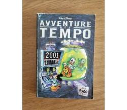 Avventure nel tempo - AA. VV. - Walt Disney - 2001 - AR