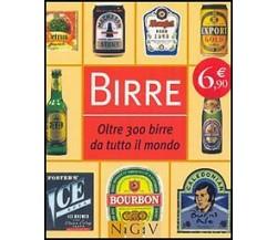 BIRRE - Oltre 300 birre da tutto il mondo - Kometh Verlag