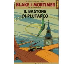BLAKE E MORTIMER - IL BASTONE DI PLUTARCO - FUMETTI GAZZETTA VOL.1