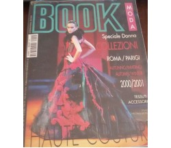 BOOK MODA -Publifaschion,  2001 -  International Editore  moda - C