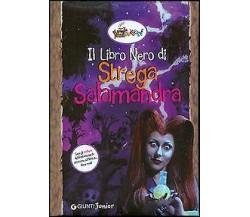 BOOK RAI TV LA MELEVISIONE/FANTABOSCO - IL LIBRO NERO DI STREGA SALAMANDRA