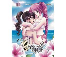 BUTTERFLY EFFECT volume 7 di Giulia Della Ciana (autore),  2019,  Manga Senpai