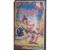 Bambi VHS di Aa.vv.,  1942,  Walt Disney