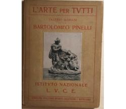Bartolomeo Pinelli di Valerio Mariani,  1931,  Istituto Nazionale Luce