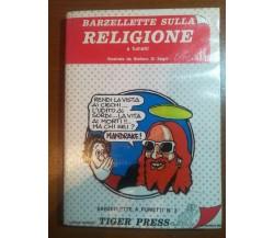Barzellette sulla religione - Stefano Di Segni - Tiger Press - 1980 - M