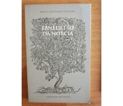 Benedetto Da Norcia - D. Tuniz - Famiglia cristiana - 2004 - AR