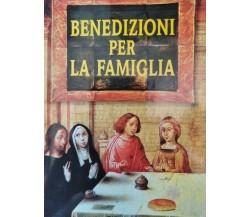 Benedizioni per la famiglia  di Eugenio Portalupi,  1998 - ER