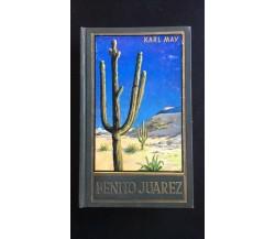 Benito Juarez- Karl May,  1952,  Karl May Verlag Bamberg - P
