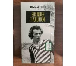 Berlinguer ti voglio bene - G. Minervini - L'Unità - 1977 - VHS - AR