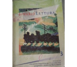 Binario Lettura 3 - Mario Amulfi - 1995 - Il Capitello - lo -