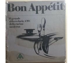 Bon Appétit di Aa.vv., 1975, Amc-italia