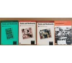 Books and Bookmarks 1 + 1B + 1C + War - AA. VV. - Loescher - 2006 - AR
