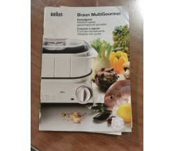 Braun Multigourmet  - AA. VV. - Braun Aktiengesellschaft - 1996 - AR