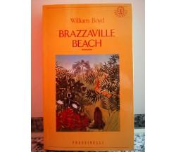 Brazzaville beach di William Boyd,  1991,  Frassinelli-F