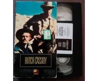 Butch Cassidy - Vhs -1969 -L'Unità -F