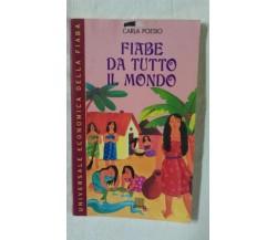 C. Poesio FIABE DA TUTTO IL MONDO ed. Giunti -97