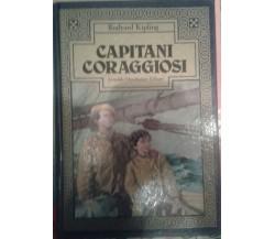 CAPITANI CORAGGIOSI -RUDYARD Kipling - MONDADORI - 1985 - M
