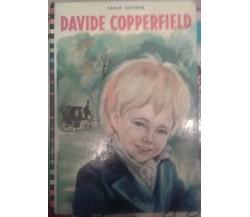 CARLO DICKENS - DAVIDE COPPERFIELD - PICCOLI MILANO 1957 - M