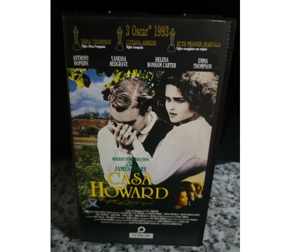 CASA HOWARD 1992 - vhs - 1992 - Univideo -F