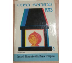 CASA SERENA - AA.VV - ILTE - 1973 - M