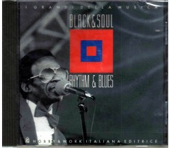 CD - BLACK & SOUL - RHYTHM & BLUES - I GRANDI DELLA MUSICA - 1995 BMG - EX+++