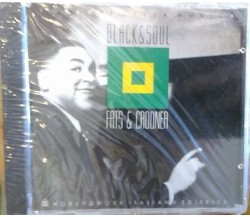 CD - I GRANDI DELLA MUSICA BLACK & SOUL - FATS & CROONER