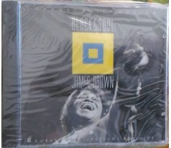 CD - I GRANDI DELLA MUSICA BLACK & SOUL - JAMES BROWN