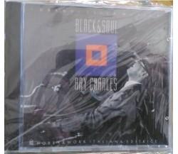 CD - I GRANDI DELLA MUSICA BLACK & SOUL - RAY CHARLES