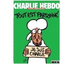 CHARLIE HEBDO Italian 14/01/2015 TOUT EST PARDONNE N. 1178 NO PDF NO FAKE