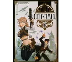 CITY HALL 2 di Émi Guérin (autore), Guillaume Lapeyre (autore),  2020,  Manga