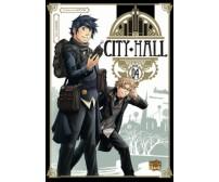 CITY HALL 4 di Rémi Guérin (autore), Guillaume Lapeyre (autore),  2020,  Manga