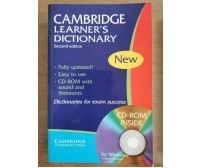 Cambridge learner's dictionary - AA. VV. - Cambridge - 2004 - AR