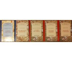 Camera con vista + altri; - AA.VV. - Mondadori,De Agostini Libri S.p.a. - R