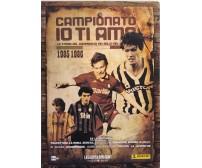 Campionato io ti amo 2 DVD di Panini, 2015, Rai Eri