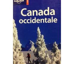 Canada occidentale - Karla Zimmerman,  2008,  Edt Srl