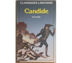 Candide di Voltaire, Libraire Larousse