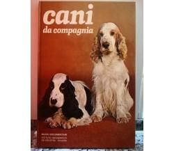 Cani da compagnia di A.a.v.v,  1977,  De Agostini-F