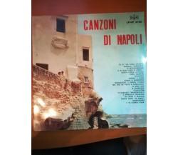 Canzoni di Napoli - AA.VV - 33 giri - M