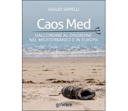 Caos Med. Dall'ordine al disordine nel Mediterraneo e in Europa (Sapelli, 2015)