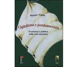 Capitalismo e postdemocrazia. Economia e politica nella crisi sistemica di Miche