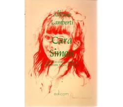 Cara Simon - Alfonso Lamberti,  1994,  Gruppo Edicom