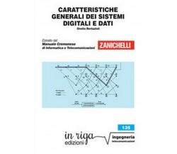 Caratteristiche generali dei sistemi digitali e dati di Onelio Bertazioli,  201